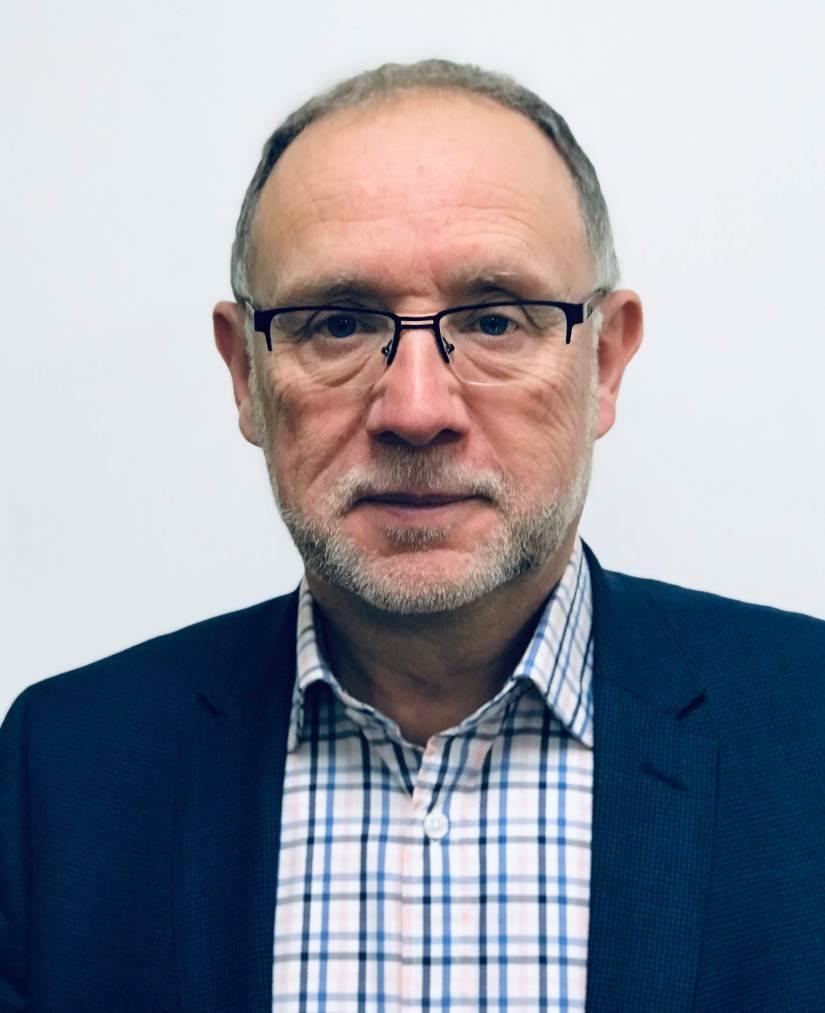 Alan Yates, OBE, SHAP Chair