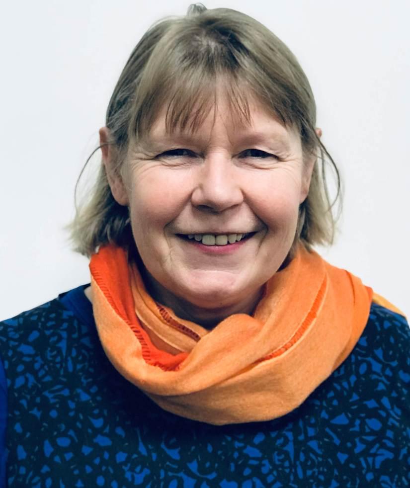 Rosemary Coyne_SHAP Co-ordinator